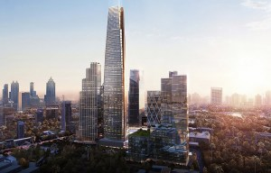 Urban Mega Project In Bangkok Taking Shape