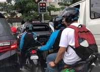 Navigating Through Manila's Traffic Mess
