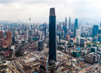 Southeast Asia's Tallest Tower Open For Business This December