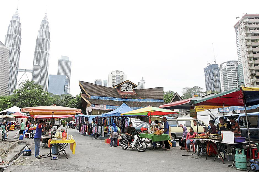 Malaysia's Grey Economy At 21% Of Gdp