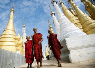 Myanmar drafts 30-year development plan