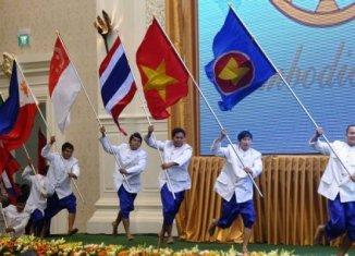 ASEAN Summit Opening