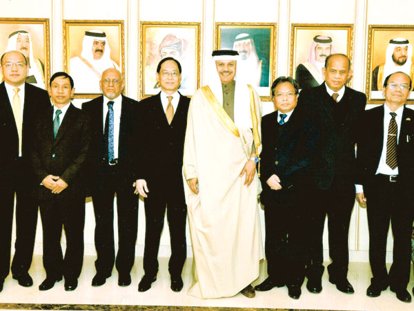 GCC and ASEAN extend cooperation pact