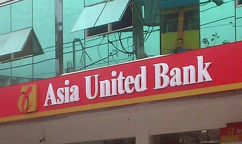 Asia United Bank jumps 9.5% on debut