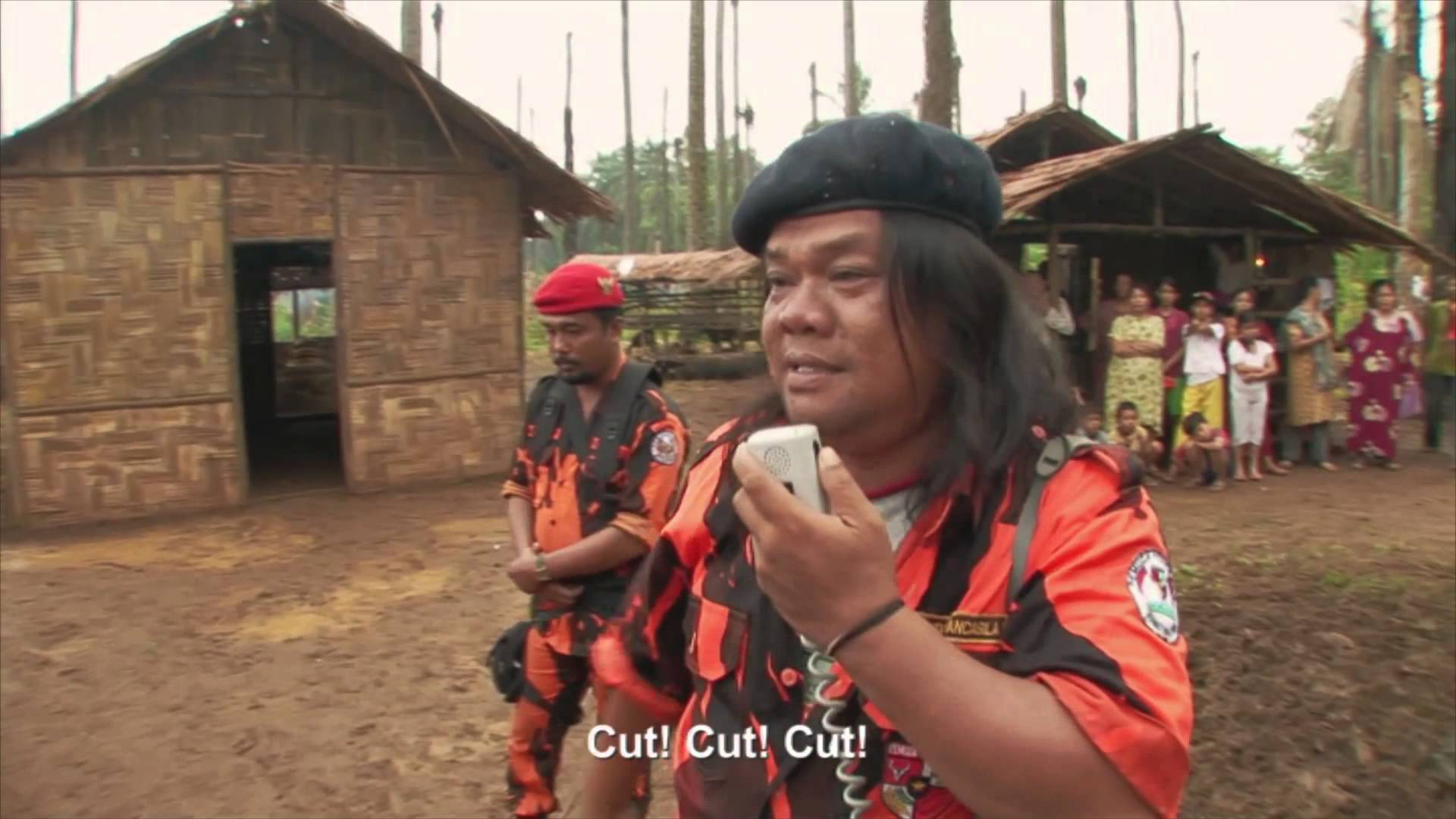 'The Act of Killing': Indonesia's horror of the past (video)