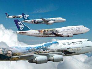 Air New Zealand design