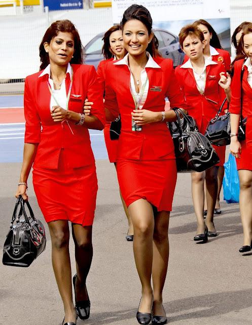 AirAsia crew uniforms too sexy for authorities
