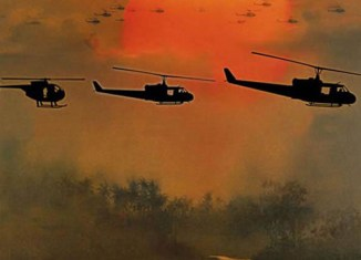Pop culture dictates the American version of the Vietnam War