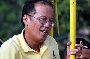 Aquino smoking