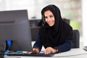 Arab at PC