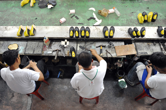 Era of super-cheap labour in Asia ending