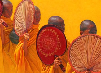 A new niche: Myanmar's art market