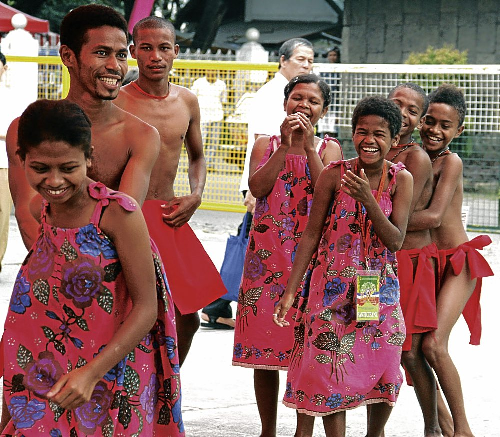 Filipino tribe invites tourism investors