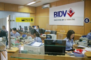 BIDV branch