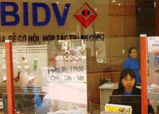 Share price of Vietnam's BIDV rises 4% in IPO