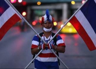 Bangkok shutdown in full swing
