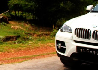 BMW drives into Myanmar