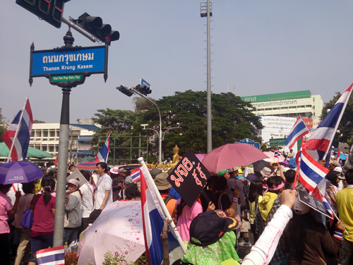 Bangkok Protests4 Dec 9_Arno Maierbrugger