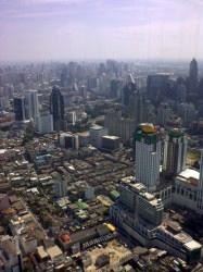 Bangkok Skyline 187x250
