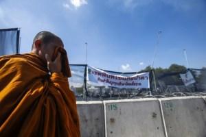 Bangkok monk unrest