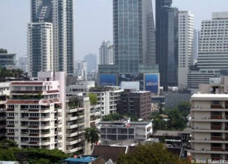 Bangkok prime land prices soar 15%