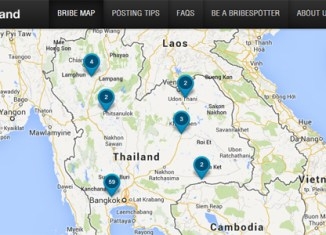Bribespot Thailand – The public strikes back on corruption