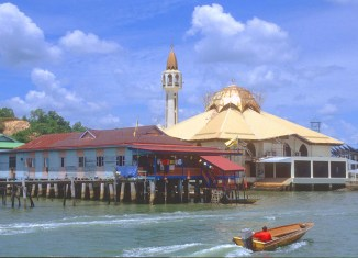 Brunei, looking forward to economic transition