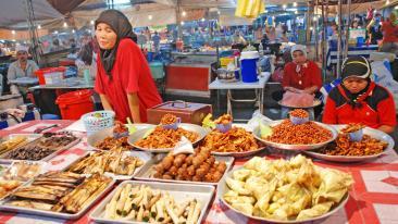 Thailand, Brunei plan halal ventures