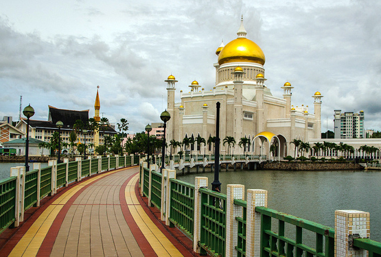 Survey: US expats in love with Brunei