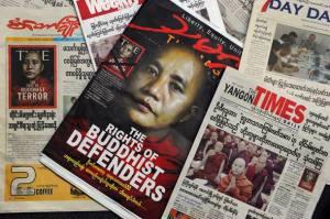 Buddhist terror