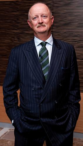 CEO Steve Troop