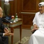 Sarawak CM meets Qatar Prime Minister