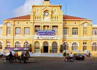 Singapore buys into new Cambodian Post Bank