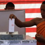 Cambodia calms investors ahead of elections