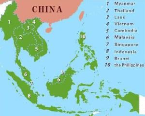 ASEAN trade with China hits 0b