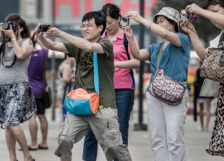 New guidebook for Chinese tourists out