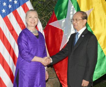 Clinton Thein Sein