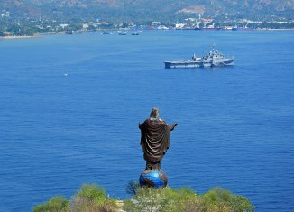 Philippines strengthens ties to East Timor
