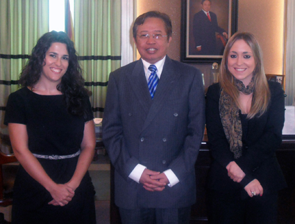 Datuk Amar Zohari Ministry Of Tourism Sarawak4