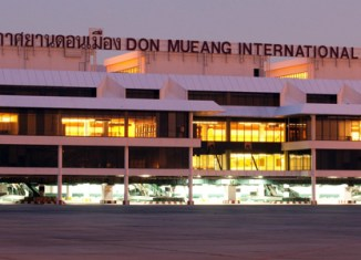 Bangkok's Don Mueang airport readies for floods