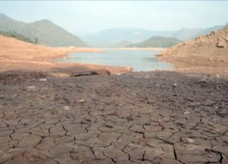 Water rationed outside Kuala Lumpur amid drought