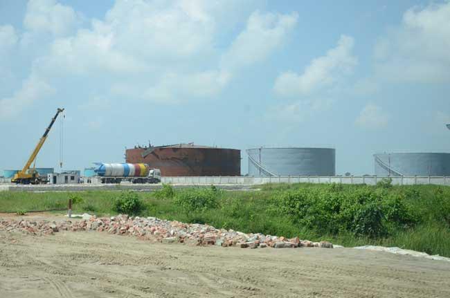 Myanmar industrial park eyed for 2015