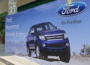 Ford Myanmar1