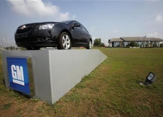 GM struggling in ASEAN as Thai unrest knocked sales