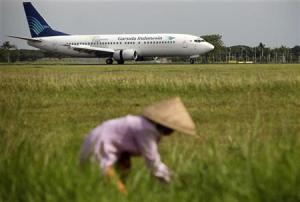 Indonesia studies building new airport for Jakarta