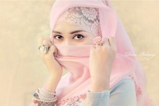 Girl Hijab