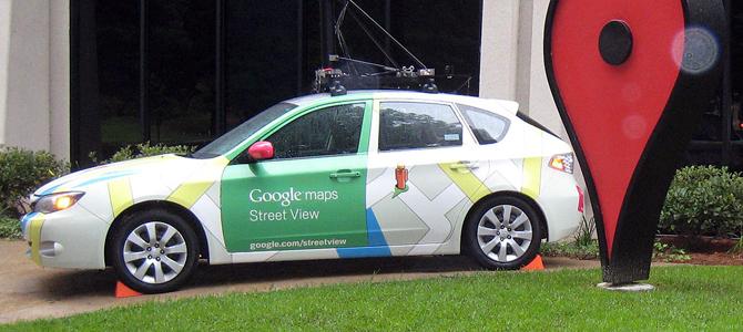 Google Street View enters Cambodia