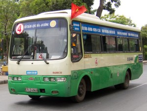 Saigon Bus