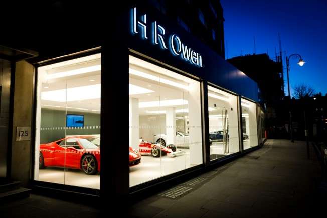 Philippine firm aims to take over UK luxury car dealer