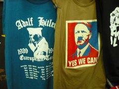 Hitler t-shirts